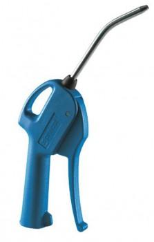Пневматический обдувочный пистолет со спиральным шлангом. 65099-67