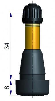 Вентиль TR 600 НР  43025-69